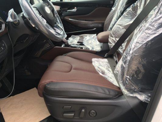 Giá Xe Hyundai Santafe